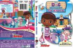Doc McStuffins Toy Hospital (2016) R1 Cover