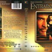 Entrapment (2000) R1 Cover