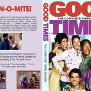 Good Times Season 3 (1975) R0 Custom Cover