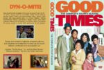 Good Times Season 4 (1976) R0 Custom Cover