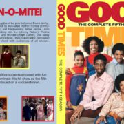 Good Times Season 5 (1977) R0 Custom Cover
