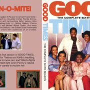 Good Times Season 6 (1978) R0 Custom Cover