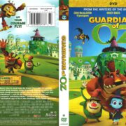 Guardians of Oz (2017) R1 Cover