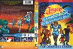 Jayce and the Wheeled Warriors (1988) R1 Cover