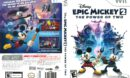Epic Mickey 2: The Power of Two (2006) R1 Cover