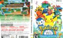 PokePark Wii: Pikachu's Adventure (2010) R1 Cover