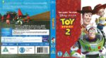 Toy Story 2 (2013) R1 Blu-Ray Cover
