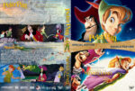 Peter Pan Double Feature (1953-2002) R1 Custom Cover