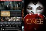 Once Upon A Time – Season 1 (2012) R1 Custom Cover