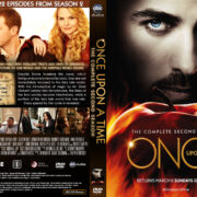 Once Upon A Time – Season 2 (2012) R1 Custom Cover