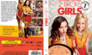 2 Broke Girls - Season 1 (2011) R2 Custom Swedish Cover