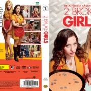 2 Broke Girls – Season 1 (2011) R2 Custom Swedish Cover