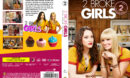 2 Broke Girls - Season 2 (2012) R2 Swedish Custom Cover