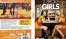 2 Broke Girls - Season 3 (2013) R2 Nordic Custom Cover