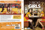 2 Broke Girls – Season 3 (2013) R2 Nordic Custom Cover