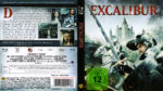 Excalibur (1981) R2 German Custom Blu-Ray Covers & label