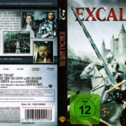 Excalibur (1981) R2 German Custom Blu-Ray Covers & label