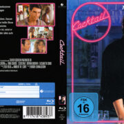 Cocktail (1988) R2 German Blu-Ray Covers & Label