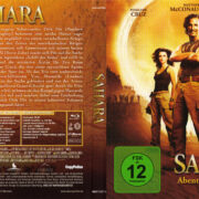 Sahara – Abenteuer in der Wüste (2010) R2 German Blu-Ray Covers & Label