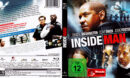 Inside Man (2009) R2 German Blu-Ray Cover & Label