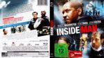 Inside Man (2009) R2 German Blu-Ray Cover & Label