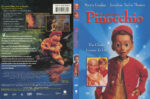 The Adventures of Pinocchio (1996) R1 Cover