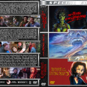 Return of the Living Dead Triple Feature (1985-1993) R1 Custom Cover