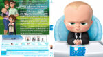 The Boss Baby (2017) R2 German Custom Blu-Ray Cover & Labels
