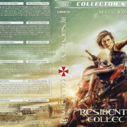 Resident Evil Collection (2002-2016) R1 Custom Covers