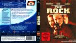 The Rock – Entscheidung auf Alcatraz (1996) R2 German Blu-Ray Covers & Label