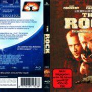 The Rock – Entscheidung auf Alcatraz (1996) R2 German Blu-Ray Covers & Label