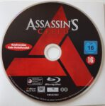 Assassins Creed (2017) R2 German Blu-Ray Label