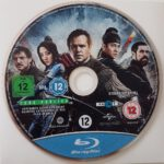 The Great Wall (2017) R2 German Blu-Ray Label