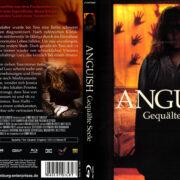 Anguish – Gequälte Seele (2015) R2 German Custom Blu-Ray Cover & label