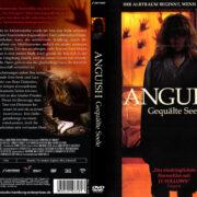 Anguish – Gequälte Seele (2015) R2 German Custom Cover & label