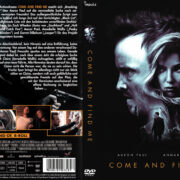 Come and find me (2015) R2 German Custom Cover & label