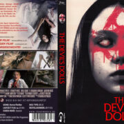 The Devil`s Dolls (2016) R2 German Custom Blu-Ray Cover & Label