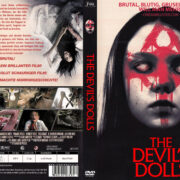 The Devil`s Dolls (2016) R2 German Custom Cover & label