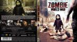 Zombie World War (2012) R2 German Custom Blu-Ray Cover & Label