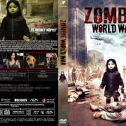 Zombie World War (2012) R2 German Custom Cover & Label