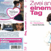 Zwei an einem Tag (2011) R2 German Custom Blu-Ray Cover & Label