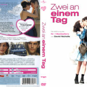 Zwei an einem Tag (2011) R2 German Custom Cover & Label