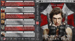 Resident Evil Collection (2002-2016) R1 Custom Blu-Ray Cover