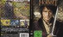 Der Hobbit - Eine unerwartete Reise (2012) R2 German Cover & Label
