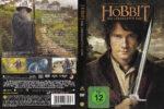 Der Hobbit – Eine unerwartete Reise (2012) R2 German Cover & Label