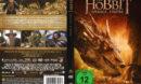 Der Hobbit 2 - Smaugs Einöde (2013) R2 German Cover & Labels