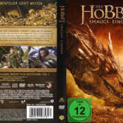Der Hobbit 2 – Smaugs Einöde (2013) R2 German Cover & Labels