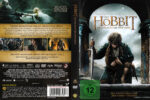 Der Hobbit 3 – Die Schlacht der fünf Heere (2014) R2 German Custom Cover & Label