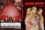 Scream Queens Staffel 1 (2016) R2 German Custom Cover & Labels