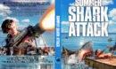 Summer Shark Attack (2016) R2 German Custom Cover & Label